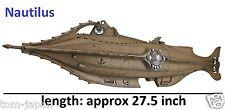 Mega Soft Advance Figure 20,000 Leagues Under The Sea Seabed 20000miles Nautilus