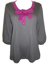 Unbranded Machine Washable Tops for Women with Bows
