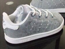 Chaussures gris adidas à lacets pour garçon de 2 à 16 ans