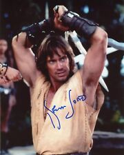"~~ KEVIN SORBO Authentic Hand-Signed ""Hercules: The Legendary"" 8x10 Photo B~~"