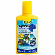 Tetra Aqua Aquasafe Plus Water Conditioner 8.45fl.oz