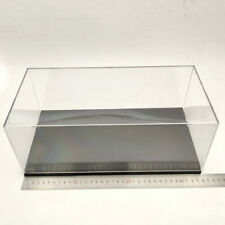 1:18 Toys Model Car Acrylic Case Display box Transparent Dustproof Gift Boxes
