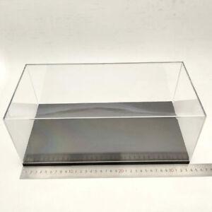 1:18 Model Car Acrylic Case Display box Transparent Dustproof Gift Boxes 34cm
