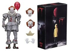 "IT Pennywise 2017 Film Ultimate 7"" Scale Action Figure NECA IN STOCK"