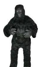 Black GORILLA SUIT Deluxe ADULT Costume LOFTUS  Size Adult Extra Large