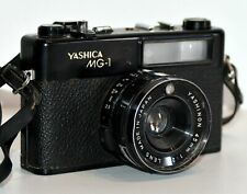 CÁMARA YASHICA MG-1