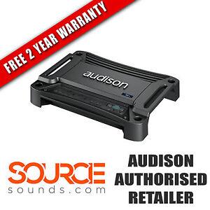 Audison SR2 2 Channel Amplifier - FREE TWO YEAR WARRANTY