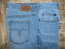 Lauren Jeans Co. Premium Classic Fit Blue Denim Jeans Size 14 (36x31 1/2)