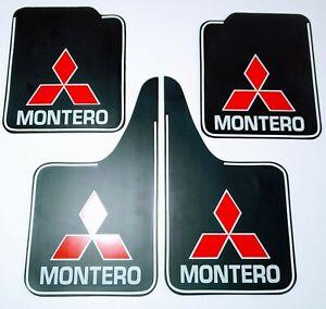 Mitsubishi pajero / montero 82/90 rear and front mud flaps LH/RH