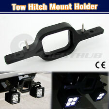 Tow Hitch Mounting Bracket Trailer Truck LED Reverse Light Tow Ball Clamp SUV