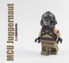 LEGO Custom - Juggernaut MCU - Marvel Super heroes minifigures Last Stand X-Men
