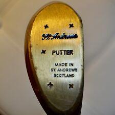 J B Halley of St Andrews - Vintage Putter