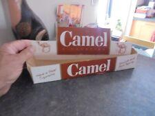 Ancienne Boite Présentoir Carton Publicitaire Ancien Paquet de Cigarettes Camel