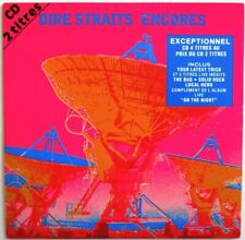 "DIRE STRAITS - FRANCE ONLY SINGLE CD ""ENCORES"" - WITH 3 UNRELEASED LIVE TRACKS"