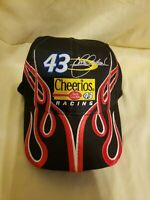 VTG 90s John Andretti #43 Cheerios Racing Strapback Hat Cap Nascar Petty