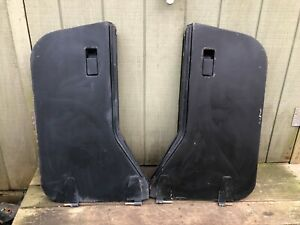 87-95 Jeep Wrangler YJ or CJ Half Door Set