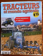 ►Tracteur et monde agricole magazine Valtra T/ Ford Type 2N/ Berthoud/ Fahr F22