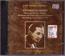 Antonio Guarnieri: Martucci Symphony 2 Wagner Tristan e Isolde PARSIFAL CD