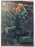 2018 18-19 Panini Chronicles Luminance Devonte Graham Rookie RC #169, Hornets