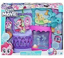 My Little Pony Pinkie Pie Seashell Lagoon jeu avec Lumières & Bubbles-Neuf