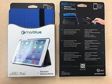 40x MarBlue MicroShell Folio Stand Case for iPad Mini 1,2,3 Retina Blue