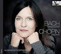BACH-CHOPIN - Werke für Klavier von Alexandra Sostman... | CD | Zustand sehr gut