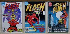 Flash (1st Series-1959) #329,335,343, Jla Appr, Gorilla Grodd