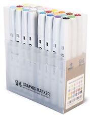 MTN 94 Marcador De Dibujo Gráfico Tinta Pen Set-juego principal 24 B Básico/Colores Pastel
