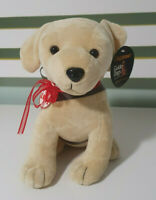 GUIDE DOG PLUSH TOY COLLECTION LABRADOR PLUSH TOY WITH TAG! 20CM TALL