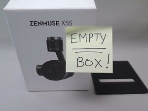 **EMPTY BOX ONLY !!** for Dji Zenmuse X5S (DRONE CAMERA NOT INCLUDED!)  FREE P&P