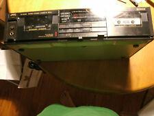 JVC Dual Cassette Tape Deck TD-W110J
