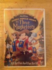 The Three Musketeers (DVD, 2004)Authentic Disney RELEASE