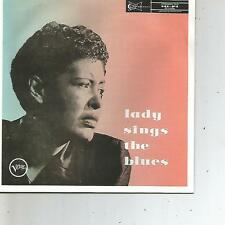 BILLIE HOLIDAY -THE LADY SINGS THE BLUES