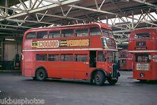 London Transport RT1790 Barking Garage Feb 1979 Bus Photo