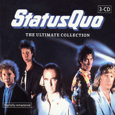 Ultimate Collection by Status Quo (CD, Sep-2003) RARE NEW SET