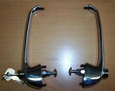 Maniglie esterne destra e sinistra per Fiat 1200-1500-1600 Spider e Coupè
