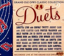 Grand Ole Opry Classic Collection: Duets [Digipak] by Various Artists (CD, 2011,
