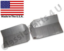 1962 1963 1964 1965 FORD FAIRLANE FRONT TOE BOARDS NEW PAIR   FREE SHIPPING!!!
