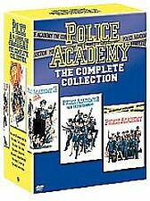 POLICE ACADEMY 1-7 - THE COMPLETE COLLECTION NEW REGION 2 DVD