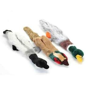#Migrators Empty Nesters Dog Puppy Toy with Squeakers Squeaking Toy No Stuffing