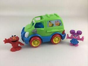 Sesame Street Sport & Go Camper 2000 RV Van Playset Elmo Abby Cadabby Toy Mattel