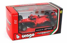 Bburago Ferrari SF90 F1 #16 2019 F1 Die-Cast Model - Charles Leclerc 1/43 Scale
