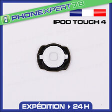 BOUTON HOME POUR IPOD TOUCH 4 BLANC