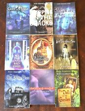 Lot of 9 PB Mary Downing Hahn Horror/Thriller Chapter Books Willis Place, Helen