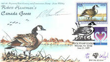 #RW64 Canada Goose Pugh FDC (0021997RW64003)