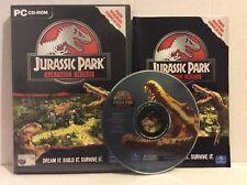 Jurassic Park: Operation Genesis (PC CD-ROM Windows, 2003)