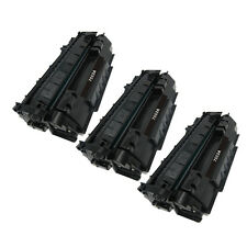 Toner Cartridge for HP 53A(Q7553A) LaserJet P2015dn Printer - 3 Black