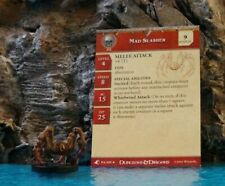 Dungeons & Dragons  ABERRATIONS  MAD SLASHER  #54 Uncommon Medium, With Card.(K)