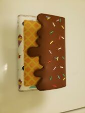 Loungefly Ice Cream Snap Wallet