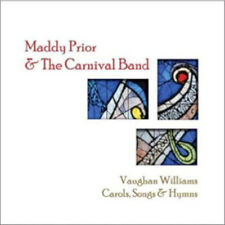 Maddy Prior and The Carnival Band : Carols, Songs and Hymns CD (2010) ***NEW***